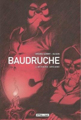 Bruno Senny & Olsen - Baudruche - Amazonie BD