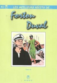 Yves Duval & Gerald Forton - Les meilleurs récits - Amazonie BD