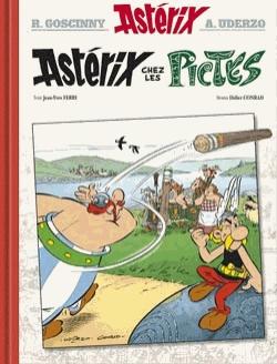 Astérix chez les Pictes R Goscinny A Uderzo Jean Yves Ferri Didier Convard Amazonie BD