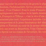 Yves Chaland Spirou Amazonie BD