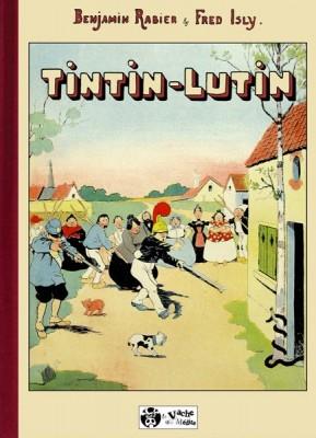 Benjamin Rabier & Fred Isly - Tintin Lutin - Amazonie BD