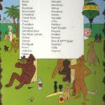 Fétiches Amazonie BD