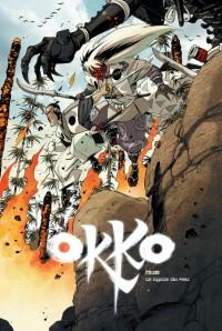 Hub - Okko le cycle du feu - Amazonie BD - Bruno Graff