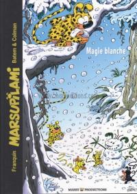 Batem & Colman - Le Marsupilami - Magie blanche - Editions Khani - Amazonie BD