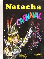 F Walthéry Natacha Carnaval Amazonie BD