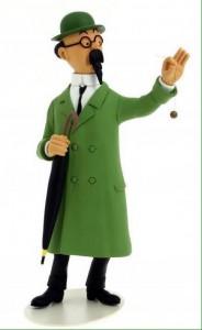 """Hergé  Moulinsart - Le Professeur Tournesol - Collection """"Le Musée Imaginaire de Tintin""""  - Amazonie BD"""