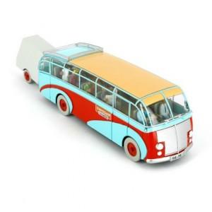 Hergé Moulinsart - Le bus de la Swissair - Amazonie BD