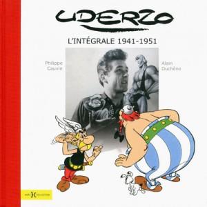 P. Cauvin & A. Duchêne - Albert Uderzo - l'Intégrale 1941-1951  - Amazonie BD