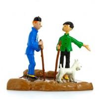 Hergé Moulinsart - Tintin, Milou et Tchang petit guide - Le Lotus Bleu - Amazonie BD