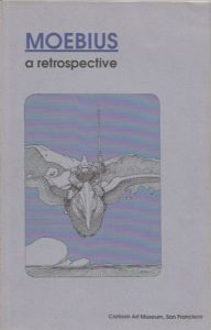 "Moebius ""a retrospective"" Amazonie BD"