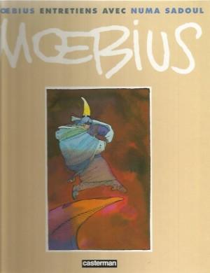 Mister Moebius et Docteur Gir par Numa Sadoul Amazonie BD
