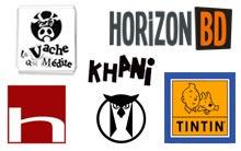 Nos marques partenaires Amazonie BD