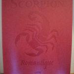 E. Marini Scorpion Romantique Amazonie BD