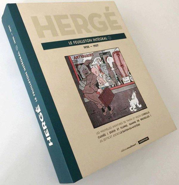 Topic BD - Page 2 Herg%C3%A9-Le-Feuilleton-Int%C3%A9gral-2-e
