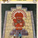 La grande Aventure du Journal de Tintin Moulinsart Le Lombard Amazonie BD