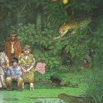 Jean Giraud Moebius Le fils du Français Amazonie BD