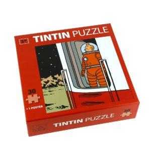 Hergé Moulinsart puzzle Amazonie BD