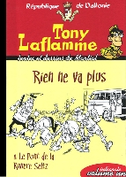 Martial Tony Laflamme Amazonie BD