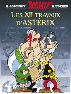 R. Goscinny A. Uderzo - Astérix - Les XII travaux d'Astérix - Amazonie BD