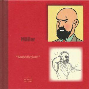 """Hergé Tintin - Muller """"Malédiction"""" - Amazonie BD"""