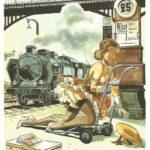F. Meynet Portfolio - Paris, les transports d'un temps passé - Amazonie BD