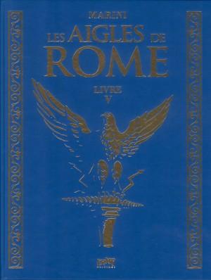 E. Marini - Les Aigles de Rome V  - Amazonie BD