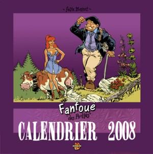 Félix Meynet - Fanfoué calendrier 2008 - Amazonie BD