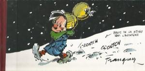 A. Franquin - Petit Noel - Amazonie BD