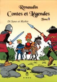 Di Sano / Mythic - Renaudin - Contes et Légendes - Amazonie BD