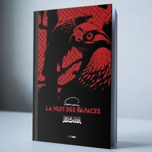 """Hermann - Jérémiah """"La Nuit des Rapaces""""- Amazonie BD"""