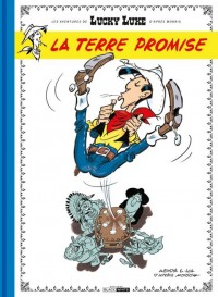 "Achdé & Jul - Lucky Luke ""La terre promise"" - Amazonie BD"