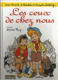 """F. Walthéry,  JF Marchin d'après Marcel Remy """"Les ceux de chez nous"""" - Amazonie BD"""