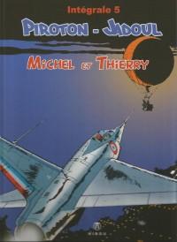 Piroton & Jadoul - Intégrale Michel et Thierry - Amazonie BD - Hibou
