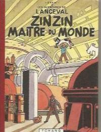 "Exem - Lanceval ""Zinzin maître du monde"" - Amazonie BD"