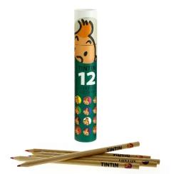 Hergé Moulinsart - Crayons de couleurs  - Amazonie BD