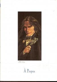 Yves Swolfs - à propos du Prince de la nuit - Amazonie BD