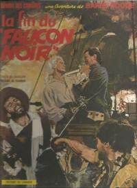"""Hubinon &  J.M. Charlier - Barbe Rouge  """"La fin du Faucon Noir"""" - Amazonie BD"""