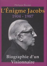 """P. Biermé - L'énigme Jacobs 1904 - 1987 """"Biographie d'un visionnaire"""" - Amazonie BD"""