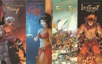 Arleston, Floch, Mourier, Tarquin, Tota & Vatine - Les monde de Troy - Amazonie BD