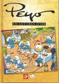 Schtroumpfs - Peyo en lettres d' Or - Amazonie BD