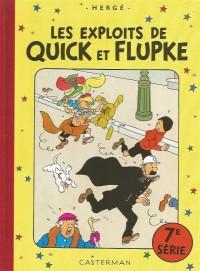 Hergé Moulinsart - Les exploits de Quick et Flupke - Amazonie BD