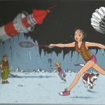 "Turf - Intégrale ""Le Voyage improbable"" - Amazonie BD"