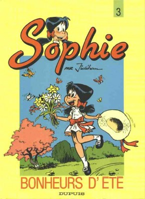 Jidéhem - Sophie - Amazonie BD - Dupuis