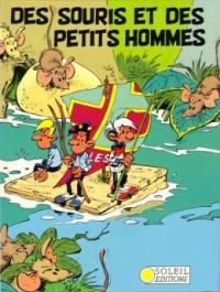 Seron - Les petits hommes - Amazonie BD