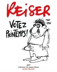 Reiser - Votez printemps ! - Amazonie Bd - Albin Michel