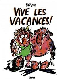 Reiser - Vives les vacances - Amazonie BD - Albin Michell