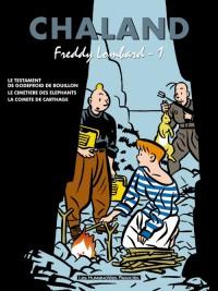 Yves Chaland & Yann - Intégrale Freddy Lombard - Amazonie BD