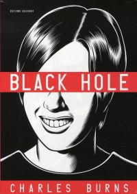 Charles Burns - Black hole - Amazonie BD