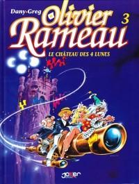 Dany & Greg - Olivier Rameau - Amazonie BD