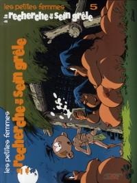 Seron - Les petits femmes - Amazonie BD